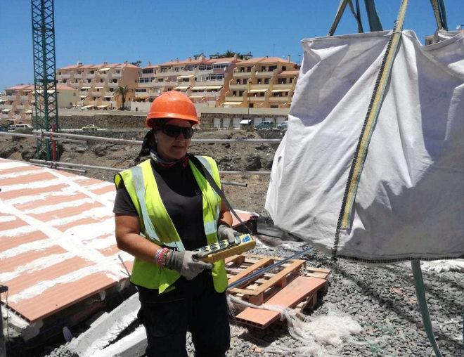 Las mujeres en la construcción: Mucho camino por recorrer