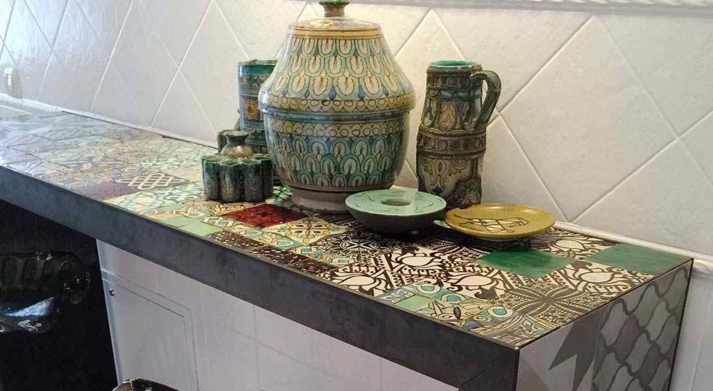 Decorar con azulejos reutilizados: Una tendencia al alza